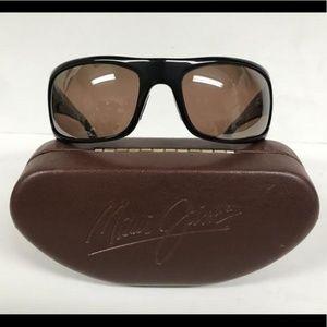 Maui Jim Peahi Polarized Sunglasses MJ202-02